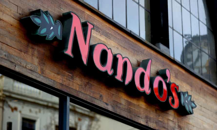 A Nando's in Nottingham