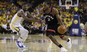 7daad2b6598 NBA finals Game 3: Toronto Raptors 123-109 Golden State Warriors – as it  happened