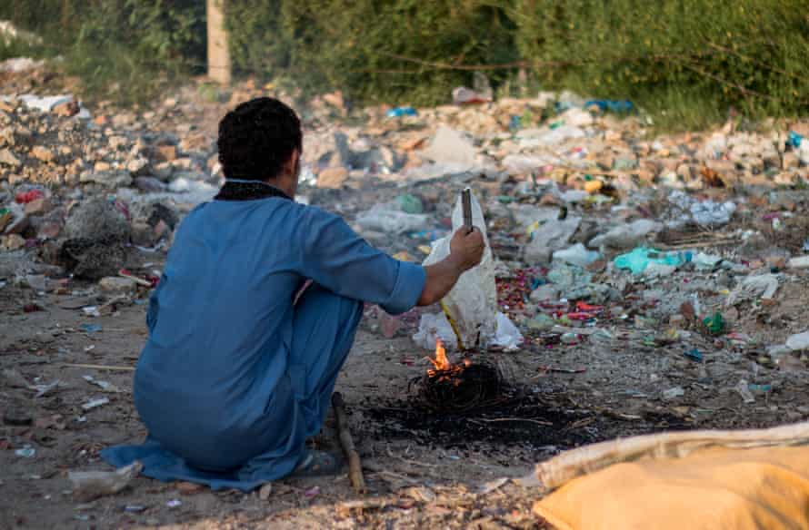 Plastic bags in Islamabad