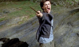 Spell in opposition? … Daniel Radcliffe as the wizarding hero in the film version of Harry Potter and the Prisoner of Azkaban (a less potent anti-Trump predictor).
