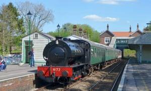 DSC 3267 Spa Valley Railway