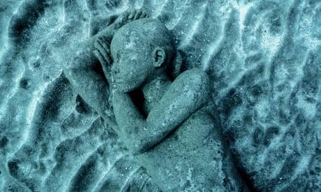 Europe's first underwater museum opens off Lanzarote