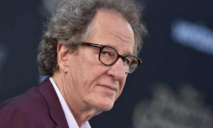 Geoffrey Rush says he spoke to senior management at the company but received no details of the complaint.