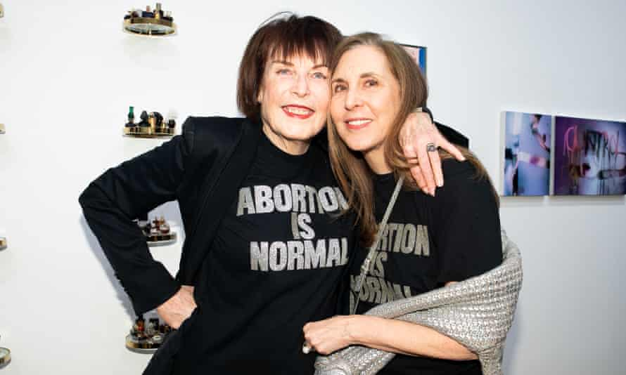 Marilyn Minter and Laurie Simmons