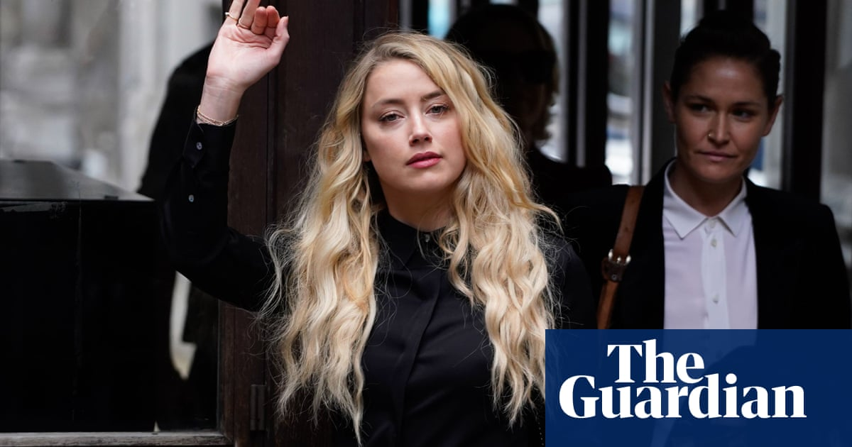 Amber Heard: Johnny Depp libel case incredibly painful – video