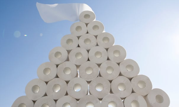 UK's top toilet roll supplier stockpiling in case of no-deal Brexit | Brexit | The Guardian