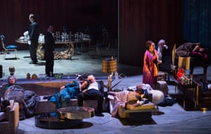 The Exterminating Angel at Salzburger Festspiele, 2016.