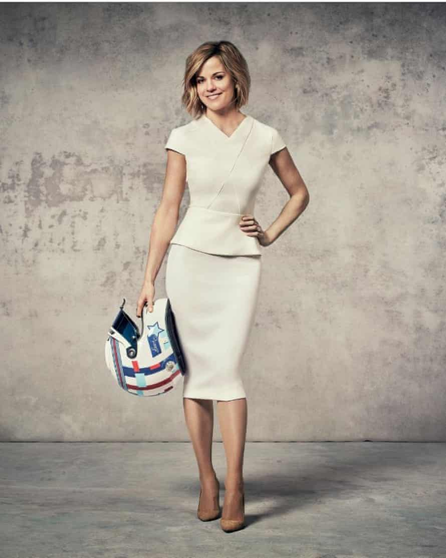 Susie Wolff: 'Bernie Ecclestone supported me every step of the way'