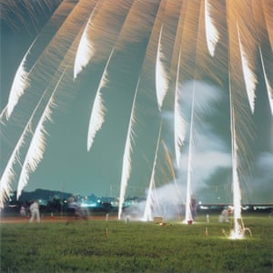 Untitled, 2001, from the series: Hanabi, 2001