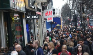 Consumer spending has helped prop up the UK economy since the Brexit vote.