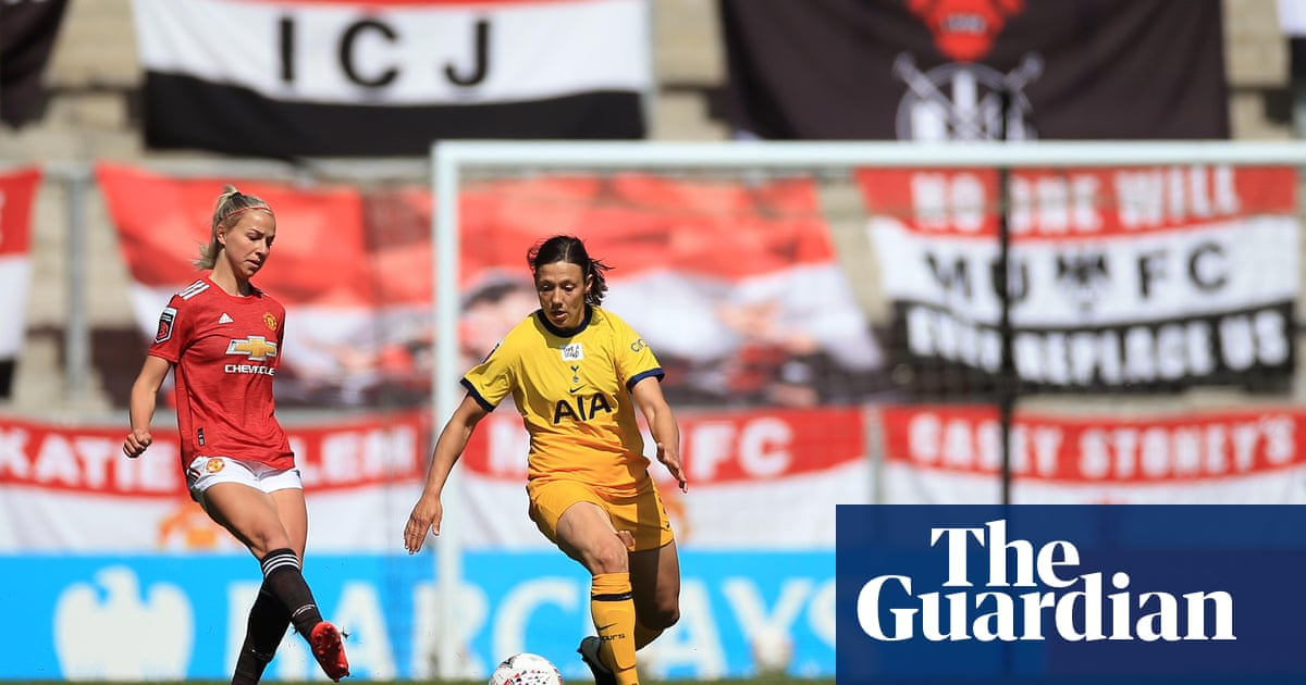 For women's football being aligned with the men's game comes at a price