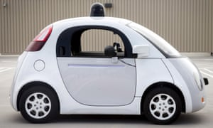 Driverless cars could finally put an end to any chance of Charlie Brooker taking his driving test again