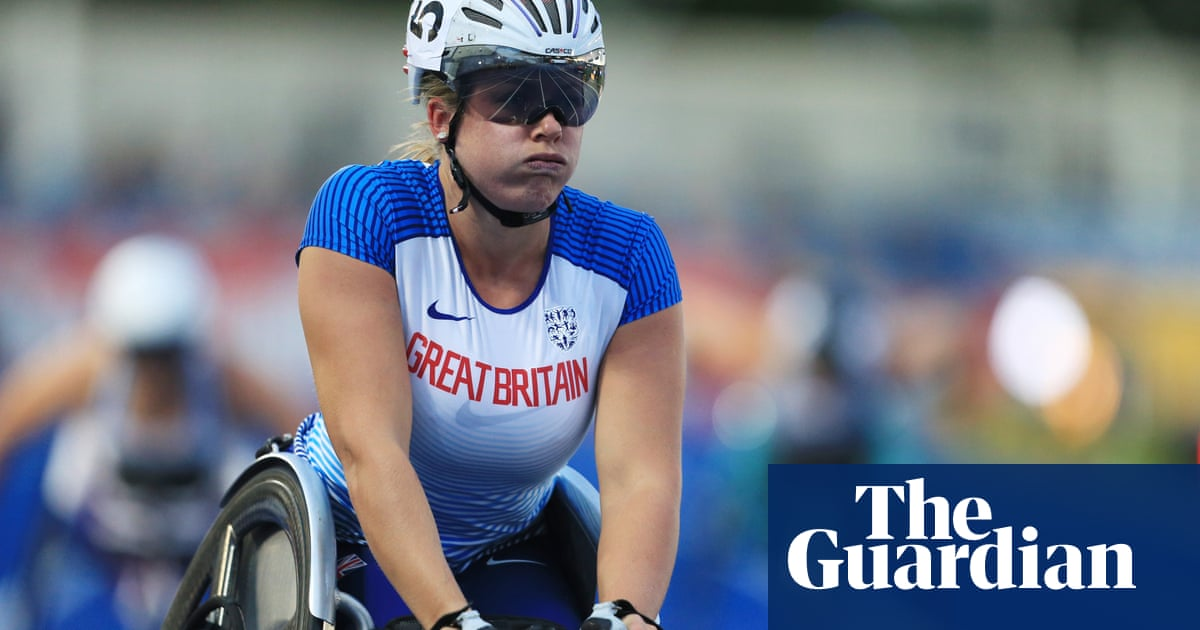 GB Paralympic chief admits there is 'work still to do' to ensure athlete safety