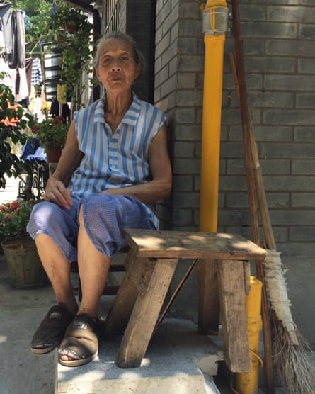 Chen Meixian, an 84-year-old grandmother, says that thanks to the G20 in Hangzhou she now has a bathroom at home for the first time