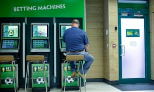 FOBTs ... bringing in £1.7bn for the betting industry.