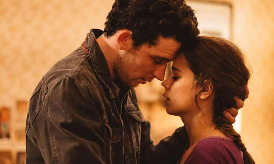 Josh O'Connor and Leia Costa in Only You