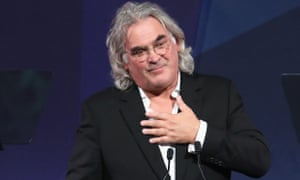 BFI Fellowship award winner Paul Greengrass.
