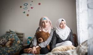 Sana and Ghena Abu Rashed
