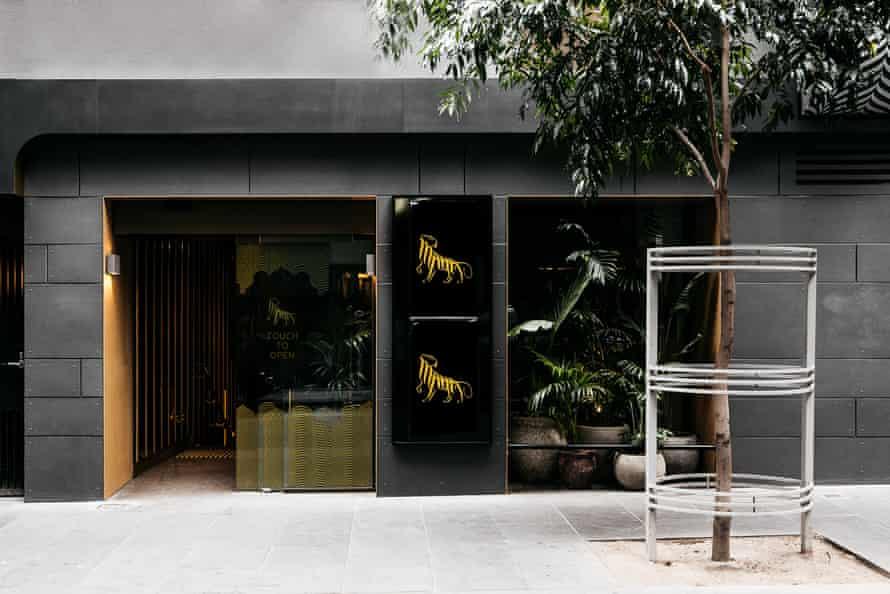 Maha restaurant in Melbourne, Victoria.