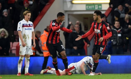 Lys Mousset's late strike seals Bournemouth comeback win over Stoke