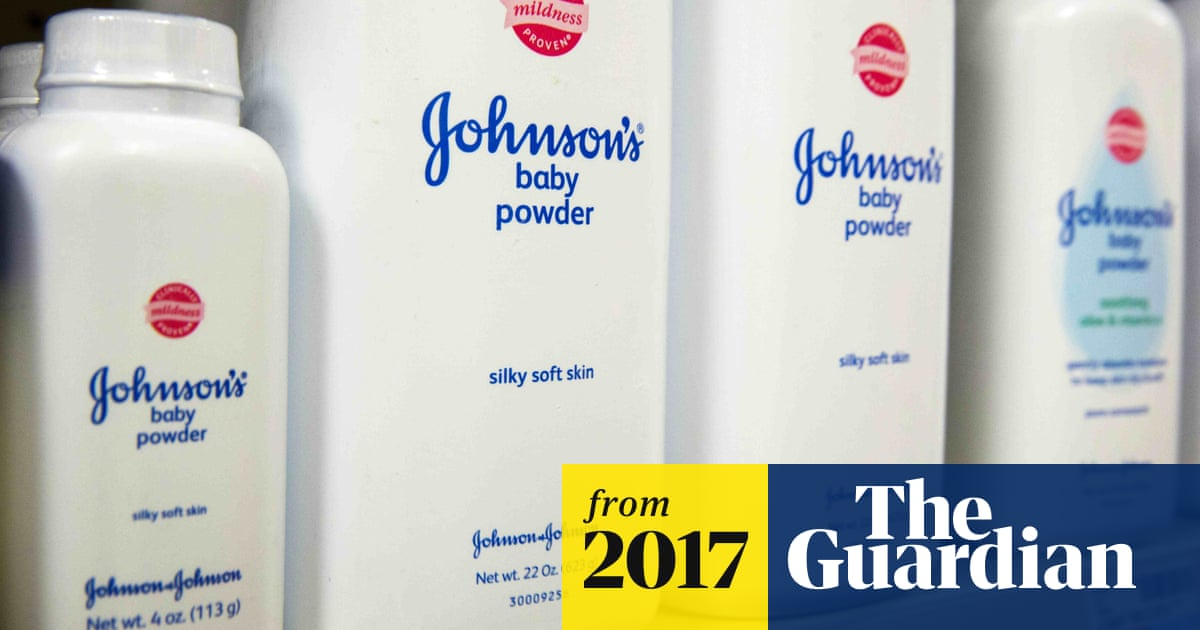 Ovarian Cancer Victim Wins 417m Payout From Johnson Johnson Business The Guardian