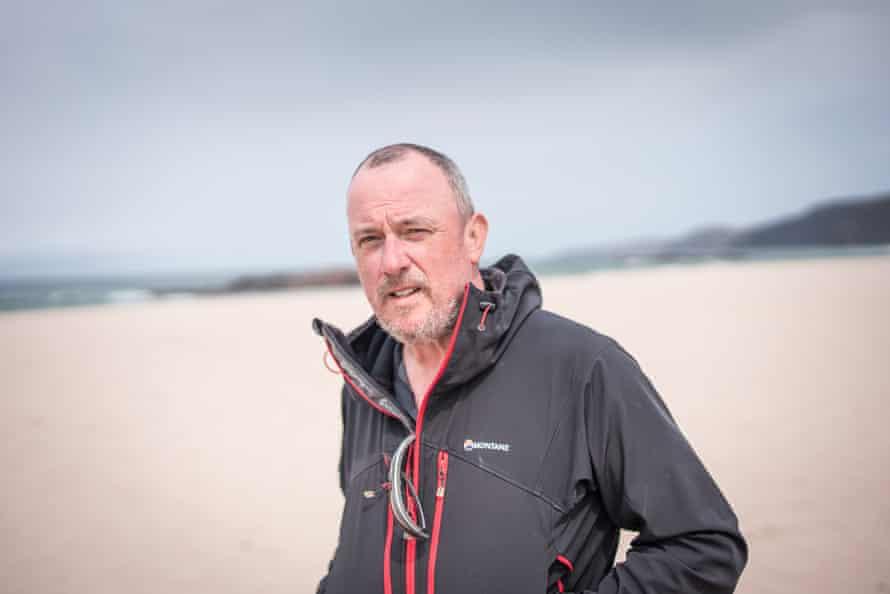 Walker Mick McGregor