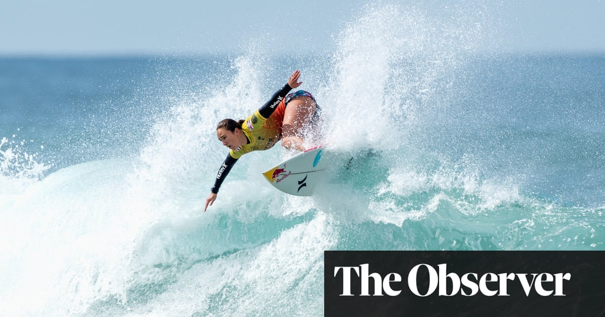 Surfing ready to make a splash at Olympics and move away from the stereotypes