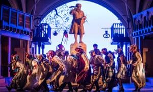 An immaculate piece of stagecraft ... Die Meistersinger von Nürnberg.
