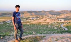 In 2014 Avdal and his family were forced to flee their village in Iraq, where they were part of the Yazidi religious minority, when IsisSIS terrorists attacked.