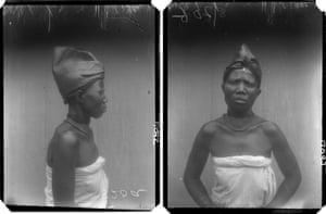 'Igiokiero', photographed by N. W. Thomas in Otuo, Edo State, Nigeria, 1909
