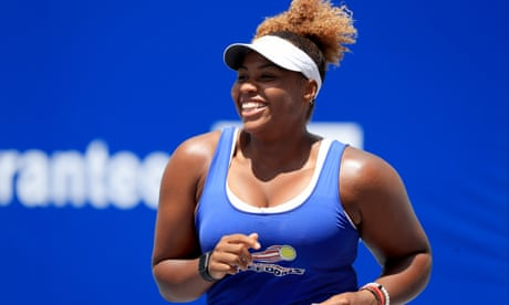 Taylor Townsend: 'Women have kids, but it doesn't stop you. Tennis has evolved' | Tumaini Carayol