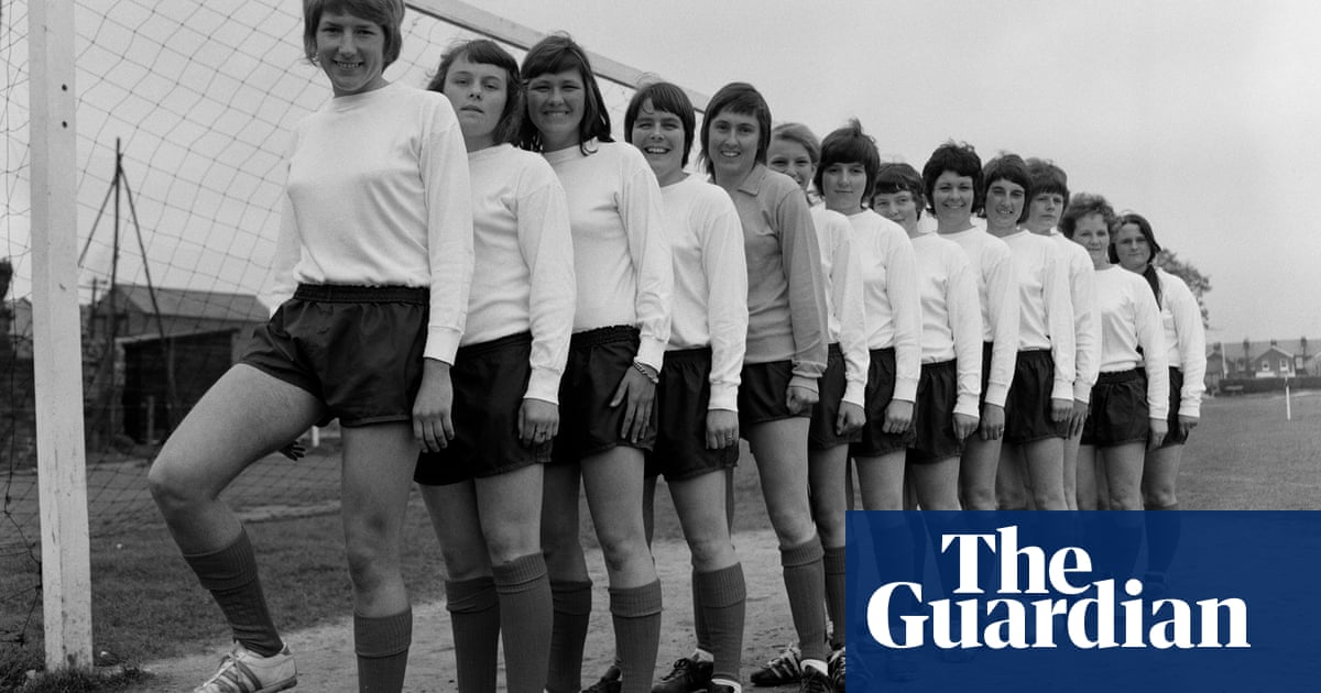 Sir Denis Follows: the man who ended the ban on women playing football