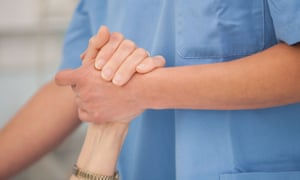 'We often instigate conversations that others are too afraid to have,' says hospice nurse Caroline Collins.