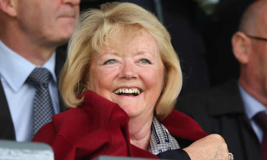 Ann Budge rescued Hearts after taking control six years ago