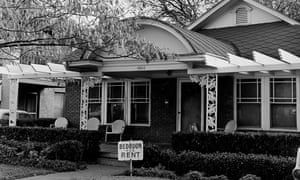 The rooming house at 1026 North Beckley.
