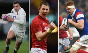 England's Jonny May, Wales' Liam Williams and Felix Lambey of France all had an exceptional tournament.