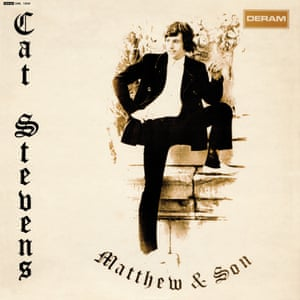 Cat Stevens - Matthew and Son This was swinging London, right there. That very sound of the street, the sound of Soho, which early Cat Stevens brought before he became a singer-songwriter troubadour. That cover, with the casual look up against the step, is almost like he owns London. And Matthew and Son is just a fabulous track