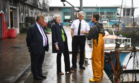 theresa may plymouth