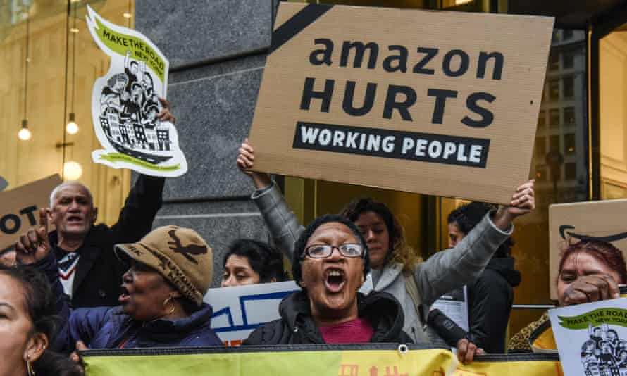The backlash against Amazon's HQ2 plans from residents and politicians in New York was so fierce that the retailer canceled its plans.