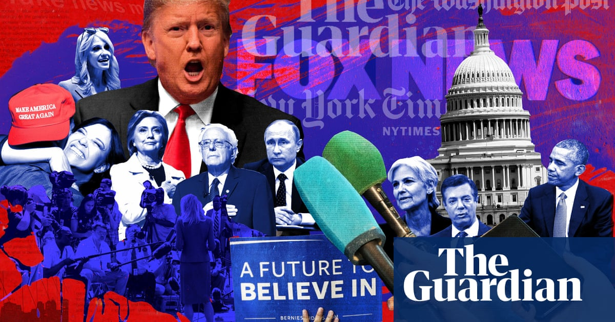 Sleepwalking into 2020: are the media who missed Trumps 2016 rise ready now?