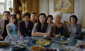 A still from The Farewell