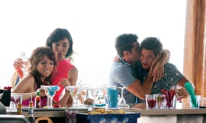 Anna Kendrick, Aubrey Plaza, Zac Efron and Adam Devine in Mike and Dave Need Wedding Dates.