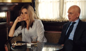 Our Brand Is Crisis stars Sandra Bullock and Billy Bob Thornton.
