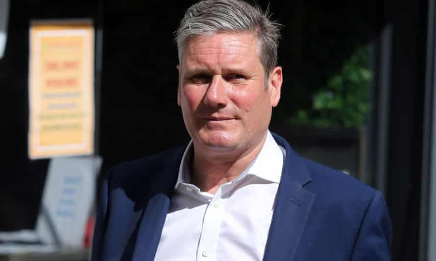 Starmer is expected to support a proposal before the party's governing body on Tuesday to proscribe four named groups.