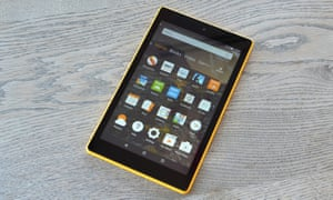 Amazon Fire HD 8 tablet review: still the best tablet for £80