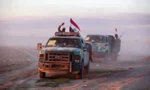 iraq tikrit military isis