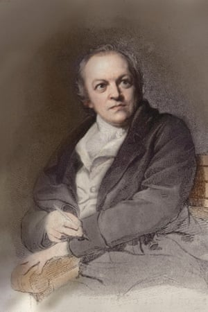 Radical visionary … William Blake.