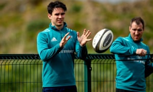 Munster's Joey Carbery is at his most dangerous in broken play