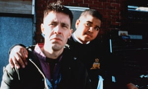 Paddy Considine and Andrew Shim in A Room for Romeo Brass.