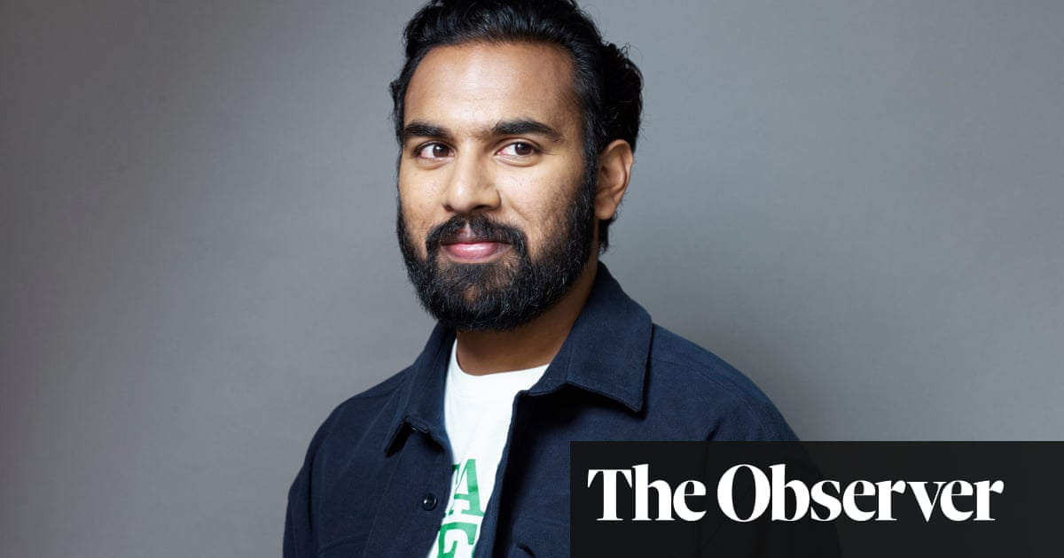 Himesh Patel It S Weird To Think About A Beatle Watching Me Sing Their Songs Film The Guardian